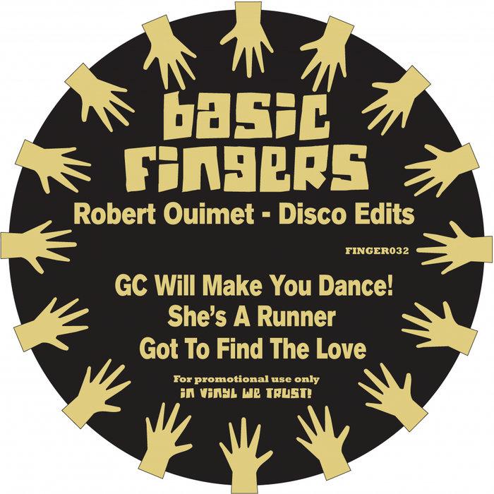 ROBERT OUIMET - Disco Edits