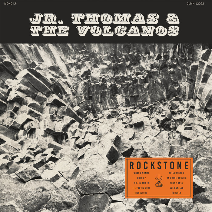 JR THOMAS & THE VOLCANOS - Rockstone