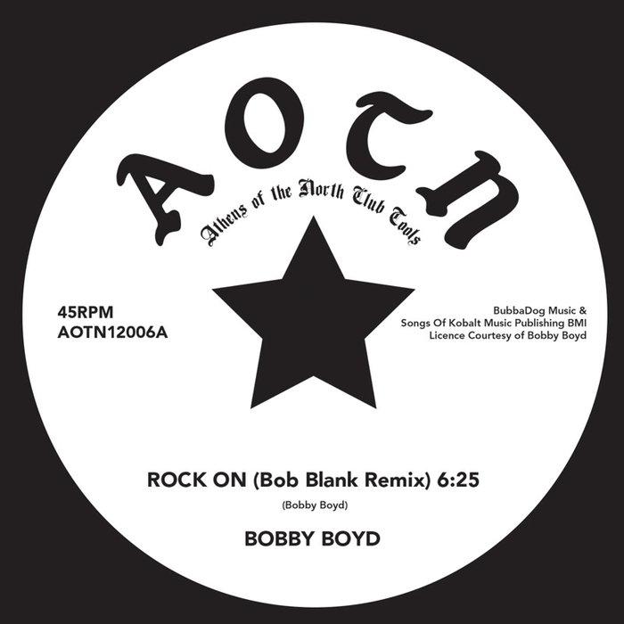 BOBBY BOYD - Rock On