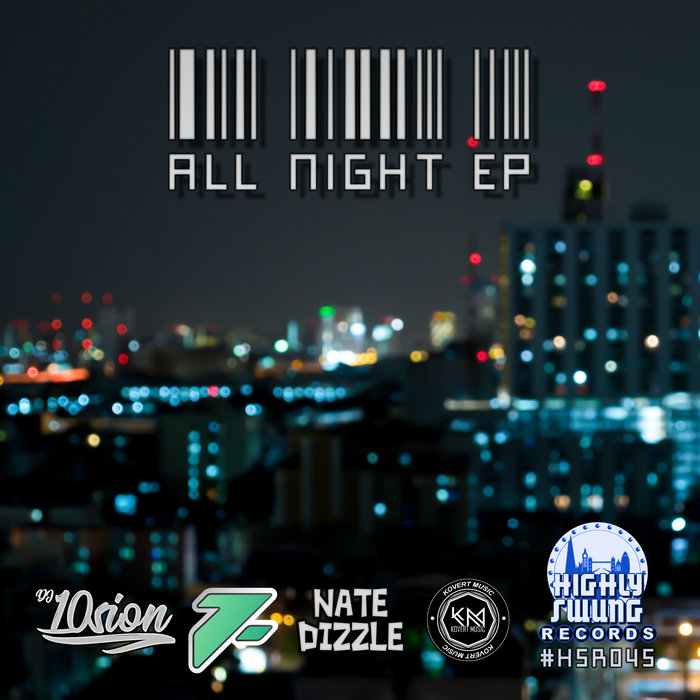 DJ 10SION - All Night EP