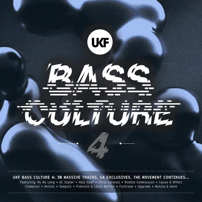 VARIOUS - UKF Bass Culture 4