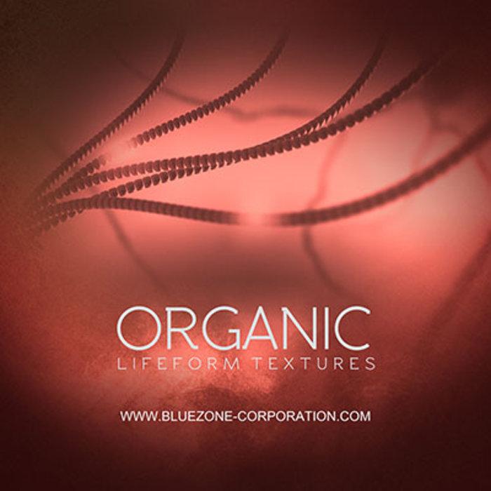 BLUEZONE CORPORATION - Organic Lifeform Textures (Sample Pack WAV)