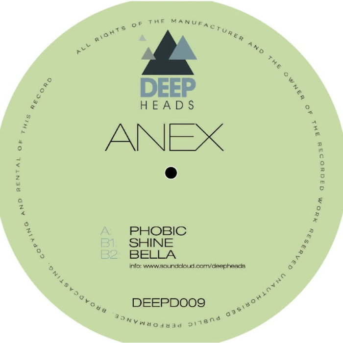 ANEX - Deep Heads Vol 8