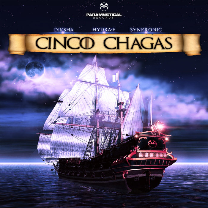 HYDRA E & SYNKRONIC/DIKSHA - Cinco Chagas