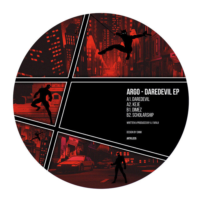 ARGO - Daredevil EP