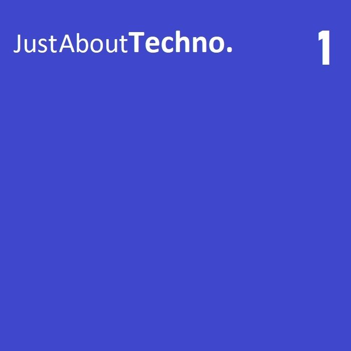 ANON - Just About Techno 1