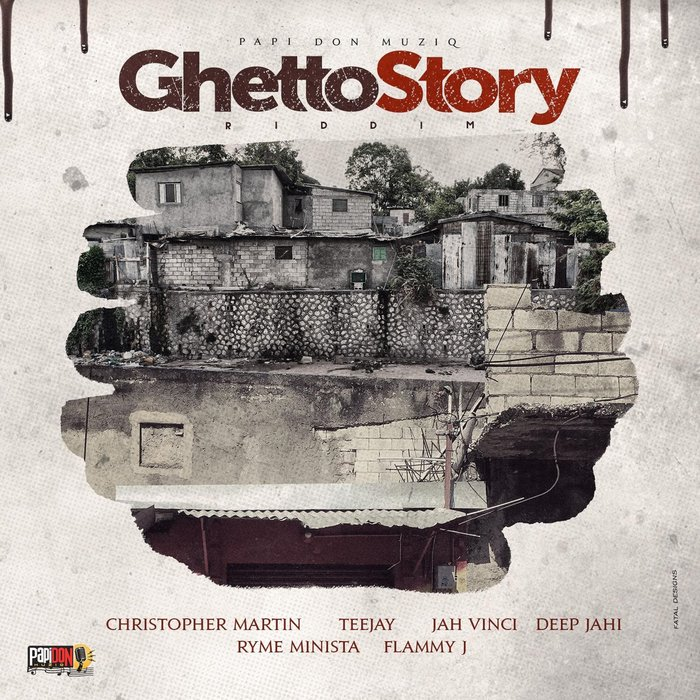 VARIOUS - Ghetto Story Riddim