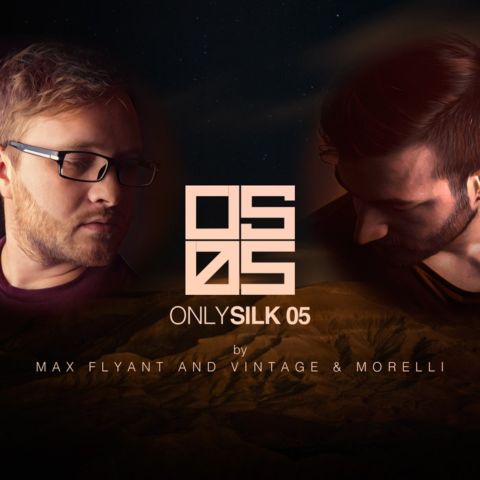 VARIOUS/MAX FLYANT AND VINTAGE & MORELLI - Only Silk 05 (Mixed By Max Flyant And Vintage & Morelli)