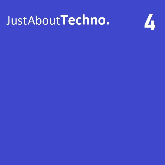 ANON - Just About Techno 4