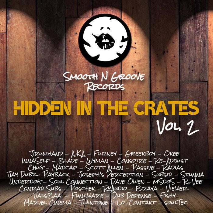 VARIOUS - Hidden In The Crates Vol 2