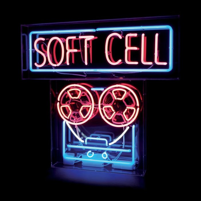 SOFT CELL - The Singles a Keychains & Snowstorms