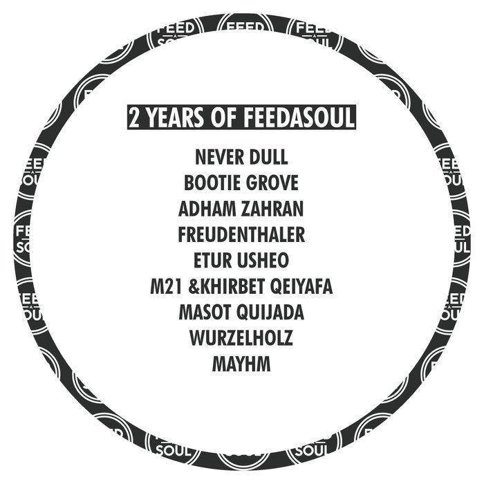 VARIOUS - 2 Years Of Feedasoul