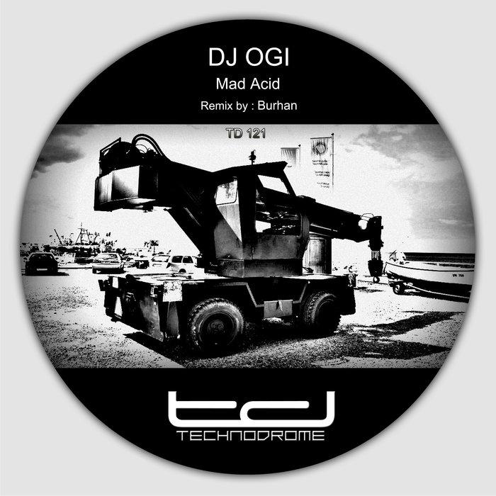 DJ OGI - Mad Acid