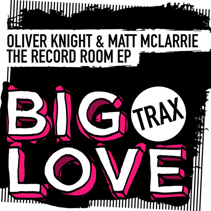 MATT MCLARRIE/OLIVER KNIGHT - The Record Room EP