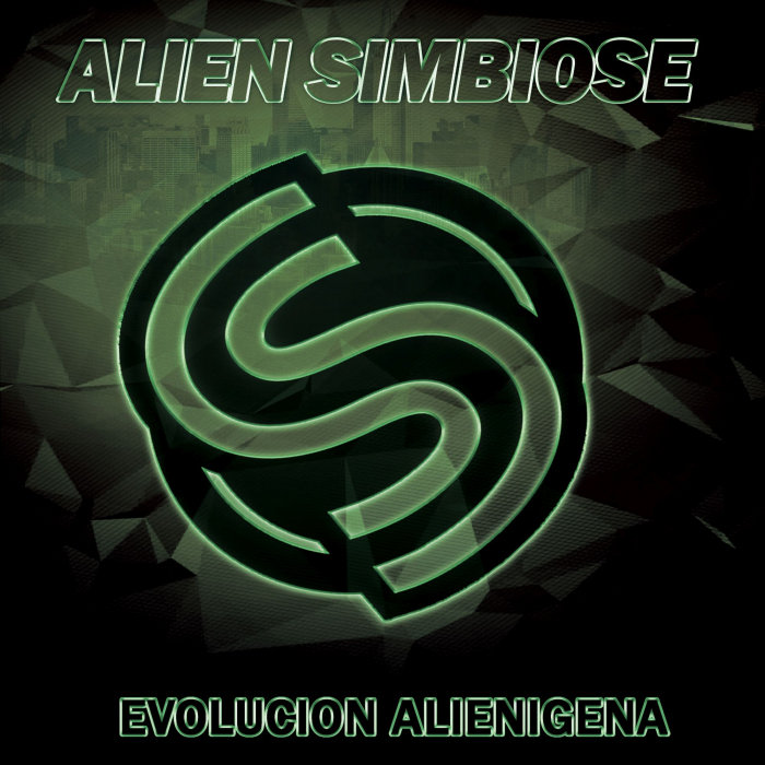 ALIEN SIMBIOSE - Evolucion Alienigena