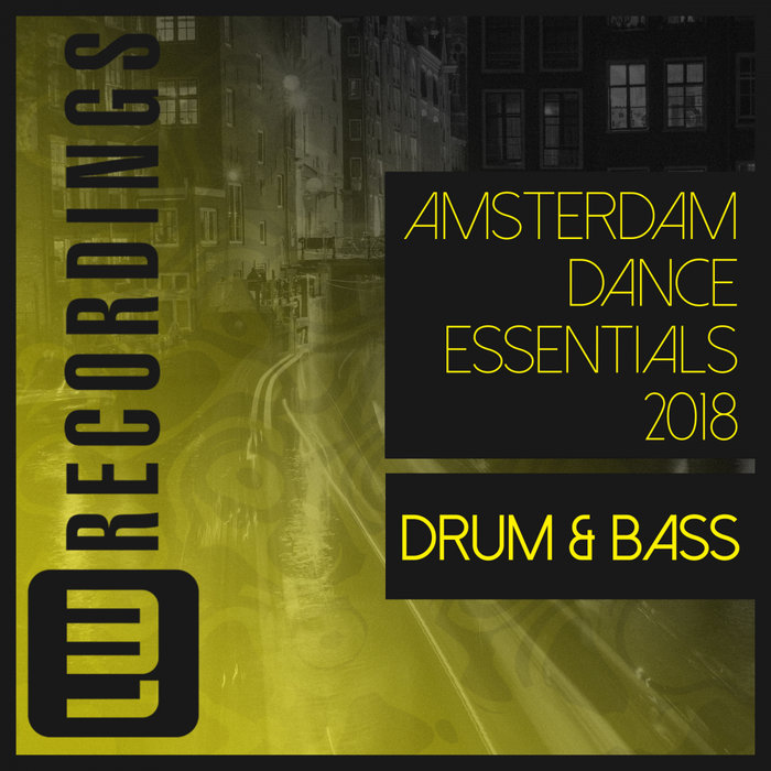 VARIOUS - Amsterdam Dance Essentials 2018 Drum & Bass