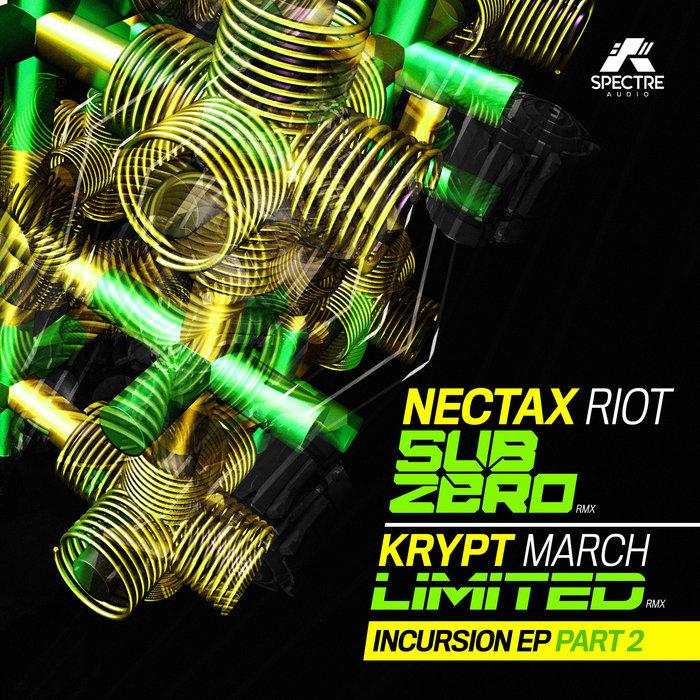 NECTAX/KRYPT - The Incursion Part 2