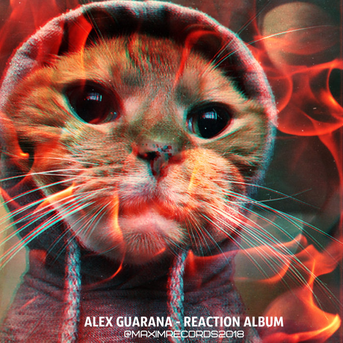ALEX GUARANA - Reaction Album