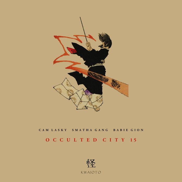 CAM LASKY - Occulted City Vol 15 Tenjin