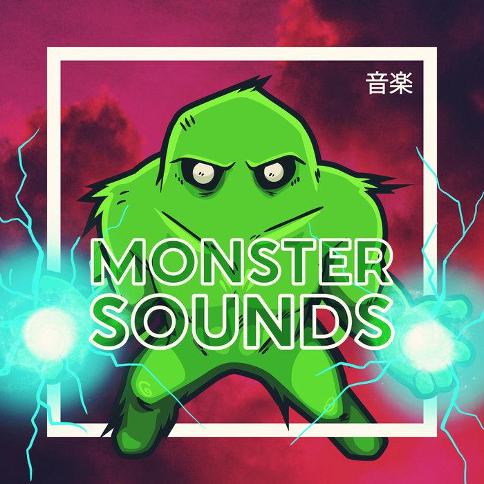 FEATURECAST - Monster Sounds Vol 2