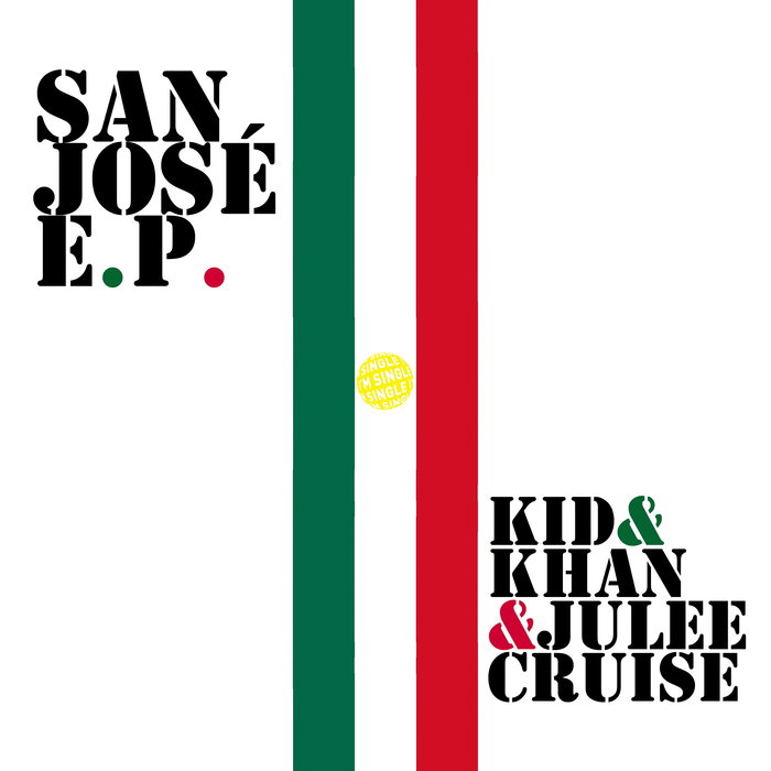 KID CONGO/KHAN/JULEE CRUISE - San JosA© EP