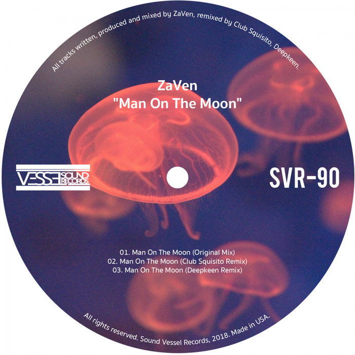 ZAVEN - Man On The Moon