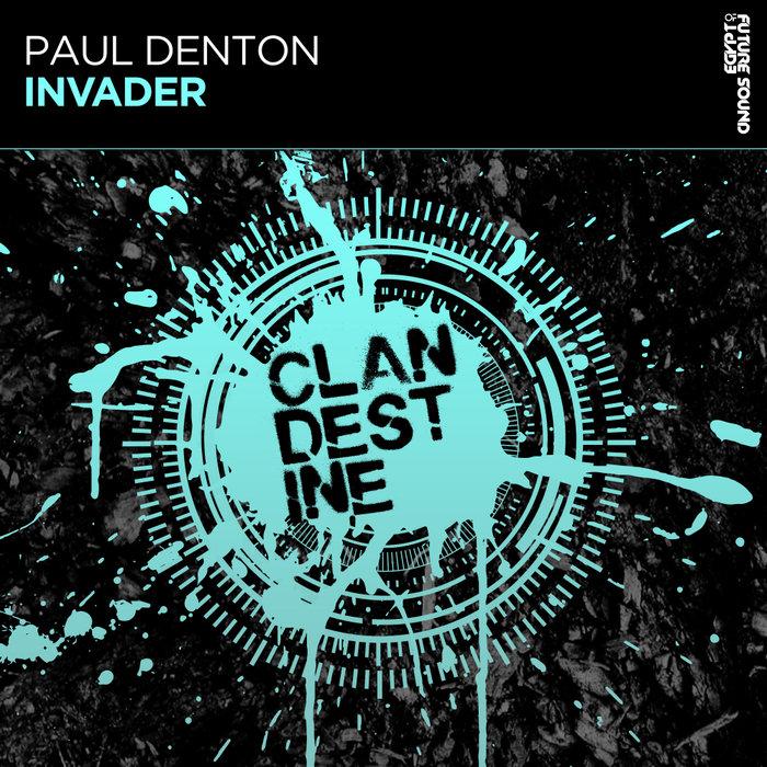 PAUL DENTON - Invader