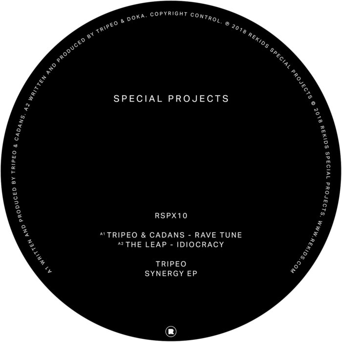 TRIPEO/CADANS/THE LEAP - Synergy EP