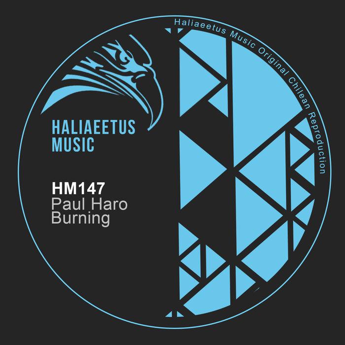 PAUL HARO - Burning