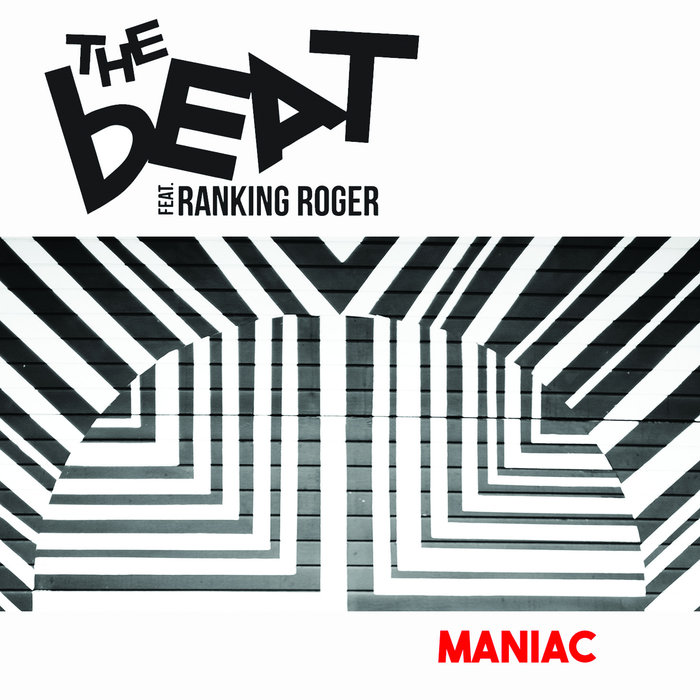 THE BEAT feat RANKING ROGER - Maniac