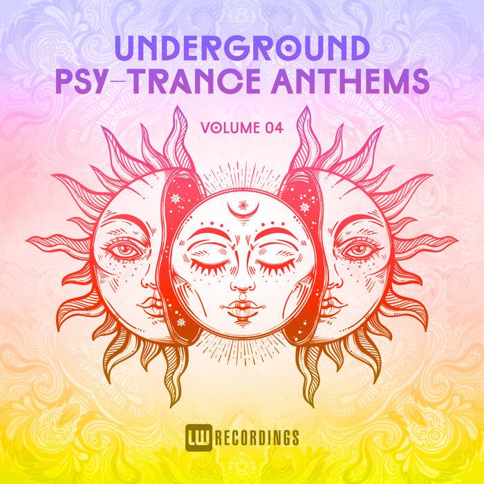 VARIOUS - Underground Psy-Trance Anthems Vol 04