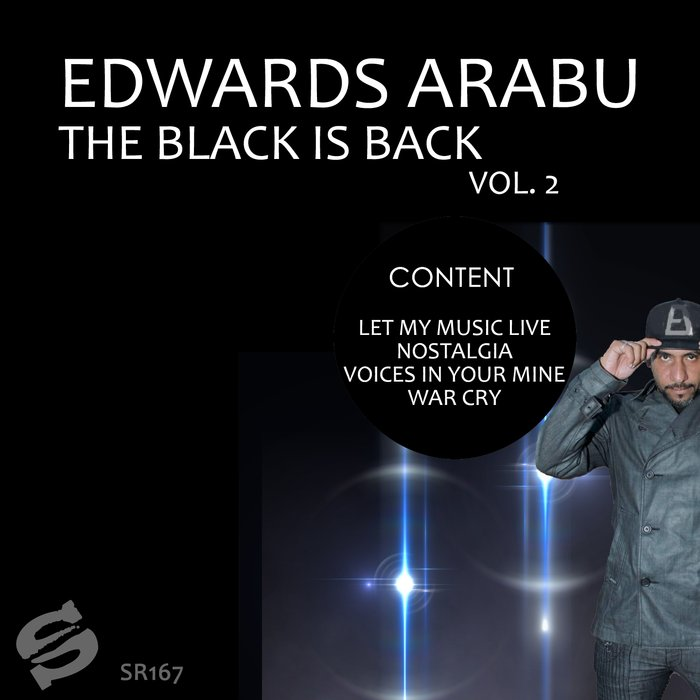 EDWARDS ARABU - The Black Is Back Vol 2