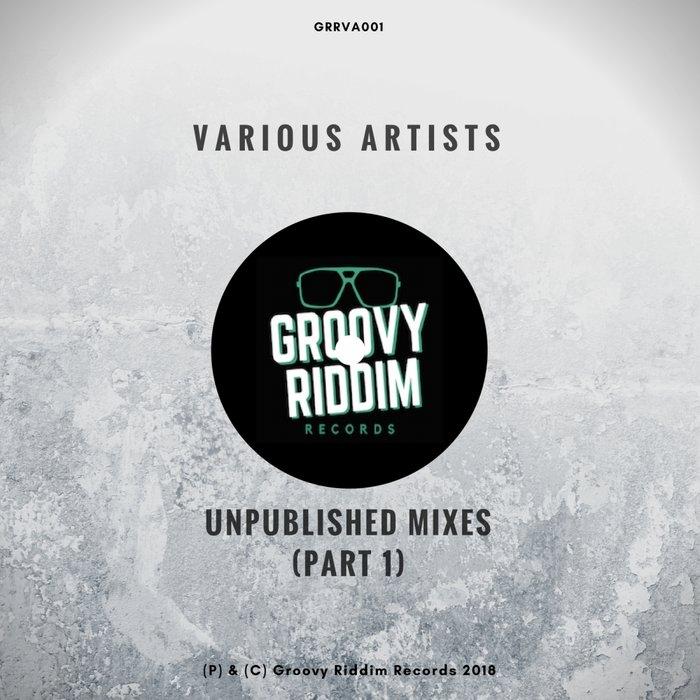 VARIOUS - Unpublished Mixes Vol 1