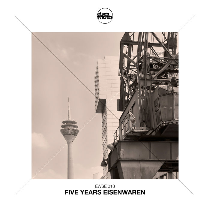 VARIOUS - Five Years Eisenwaren