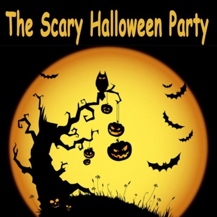 VARIOUS - The Scary Halloween Party 2018