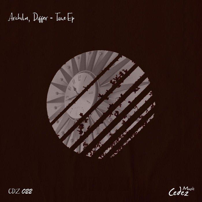 ARCHILA - Time EP