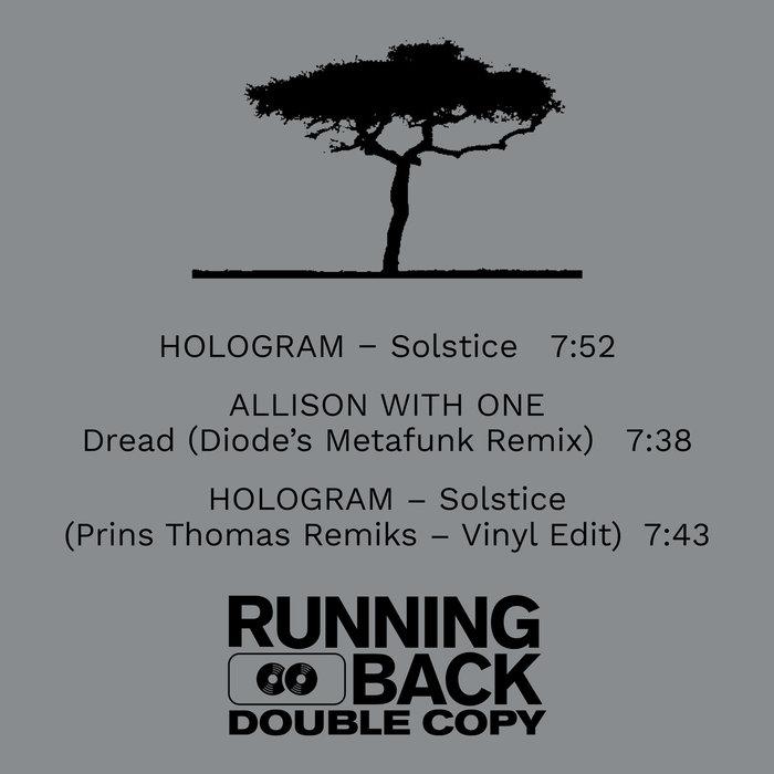 HOLOGRAM/ALLISON - Solstice