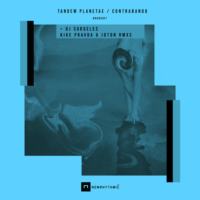 TANDEM PLANETAE/JOTON/KIKE PRAVDA AND DJ SURGELES - Contrabando