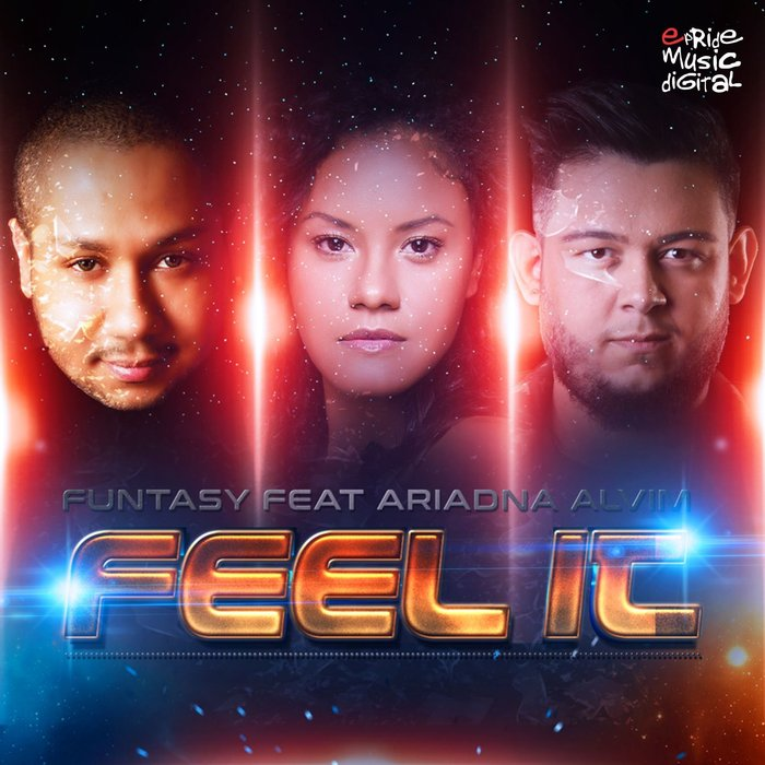 FUNTASY feat ARIADNA ALVIN - Feel It