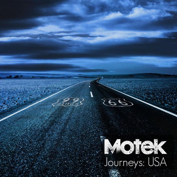 VARIOUS - Motek Journeys/USA