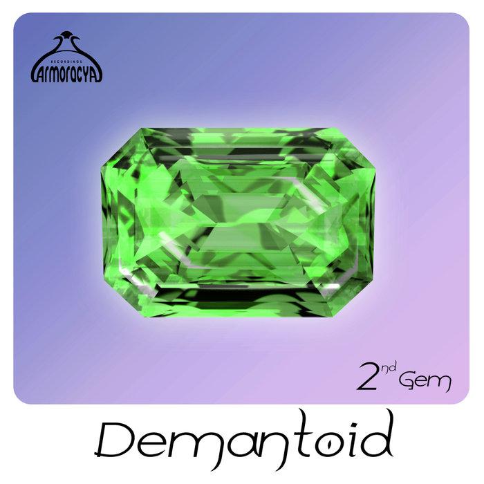 ALONSO DI UOMO - Demantoid 2nd Gem