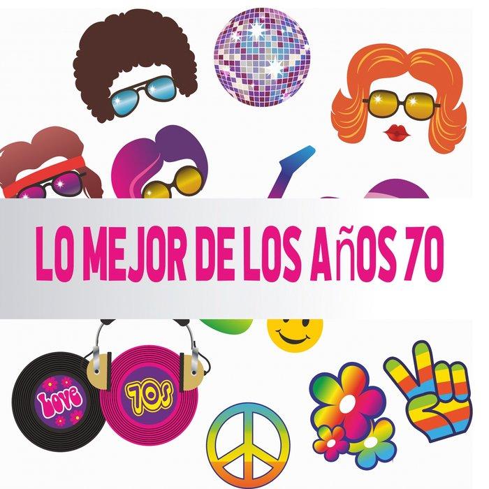 DAVID PARTON/LABI SIFFREE/NILSSON/JIM CROCE/AIR SUPPLY/MELANIE - Lo Mejor De Los Anos 70