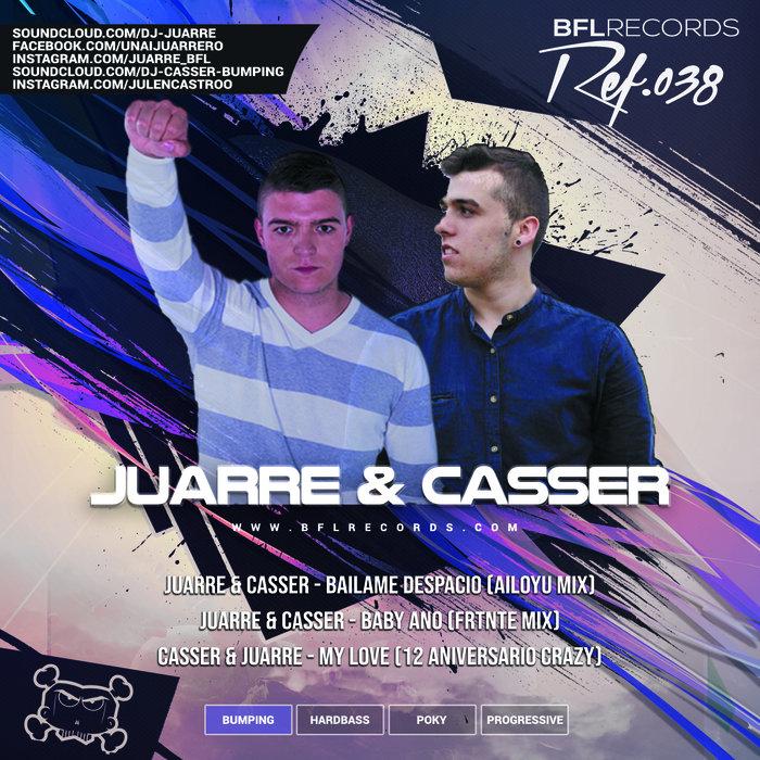 DJ JUARRE & DJ CASSER - Bailame Despacio