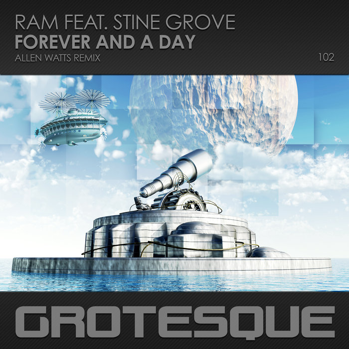 RAM feat STINE GROVE - Forever & A Day