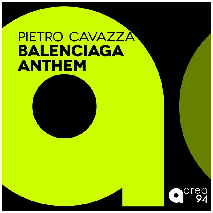 PIETRO CAVAZZA - Balenciaga Anthem