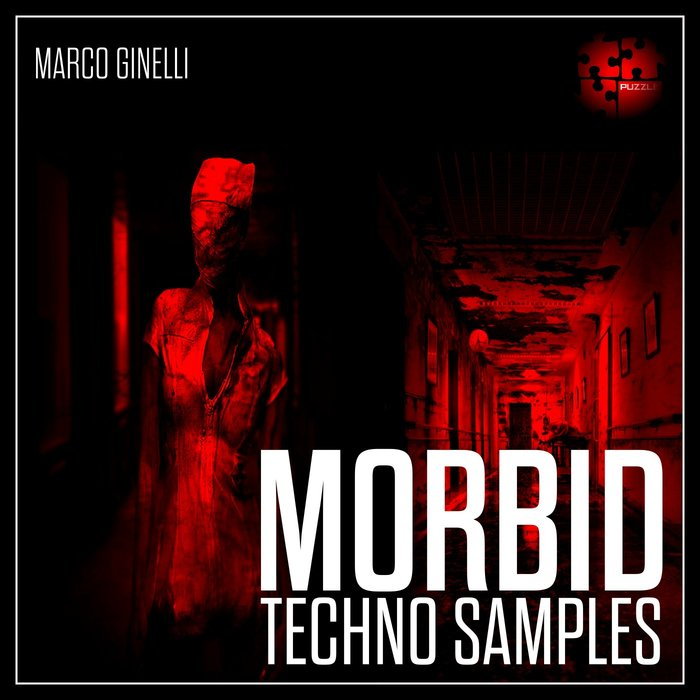 PUZZLE MUSIC UNDERGROUND - Morbid Techno Samples By Marco Ginelli (Sample Pack WAV)