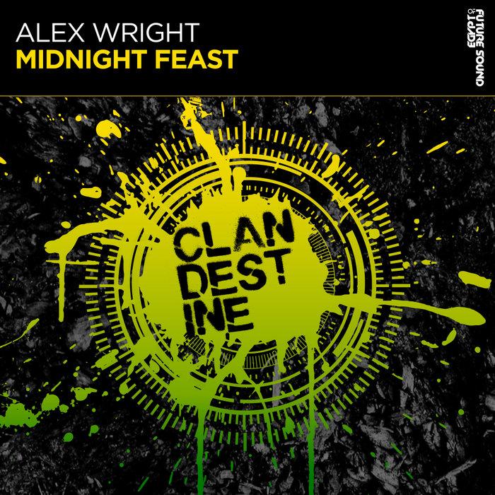 ALEX WRIGHT - Midnight Feast