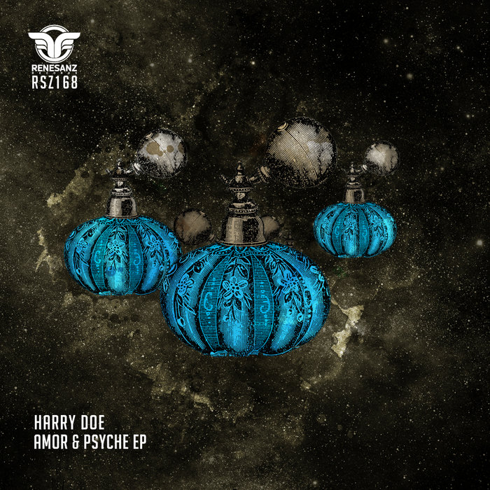 HARRY DOE - Amor & Psyche EP