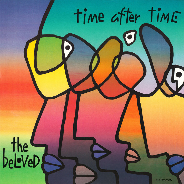 THE BELOVED - Time After Time (Remixes)