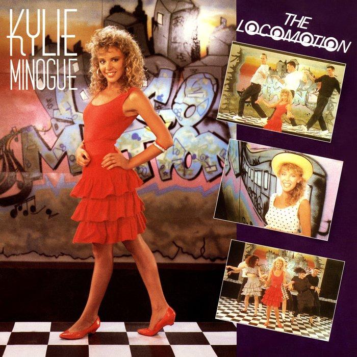 KYLIE MINOGUE - The Loco-Motion (Remix)